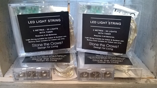 Picture of 5 m LED String Lights - Battery